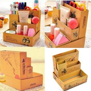 Custom Make Up Boxes