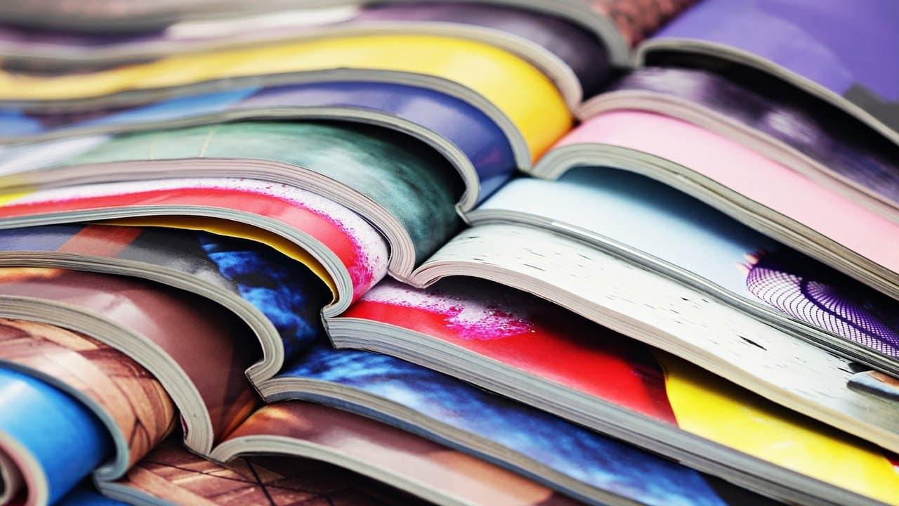 Custom Printed Magazines