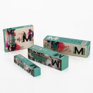 Custom Printed Mascara Packaging Boxes