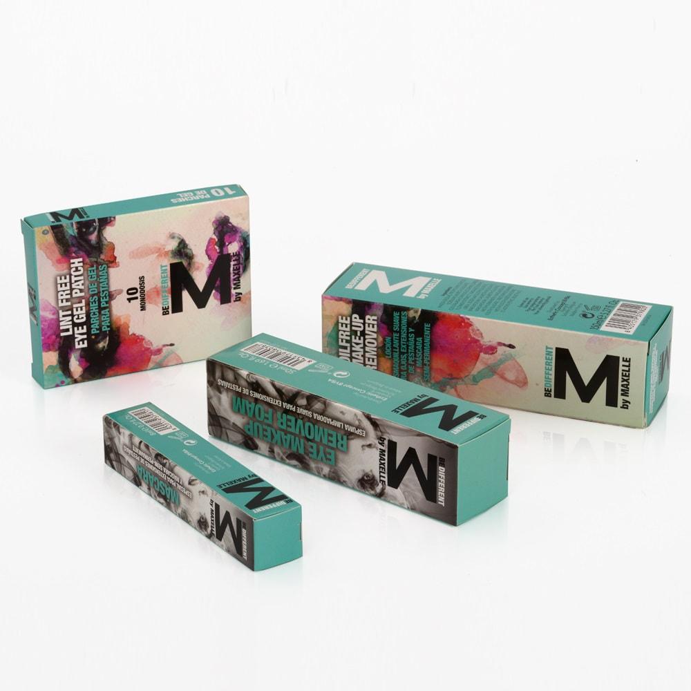 Custom Printed Mascara Packaging Boxes