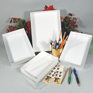 Custom Printed Stationary Boxes
