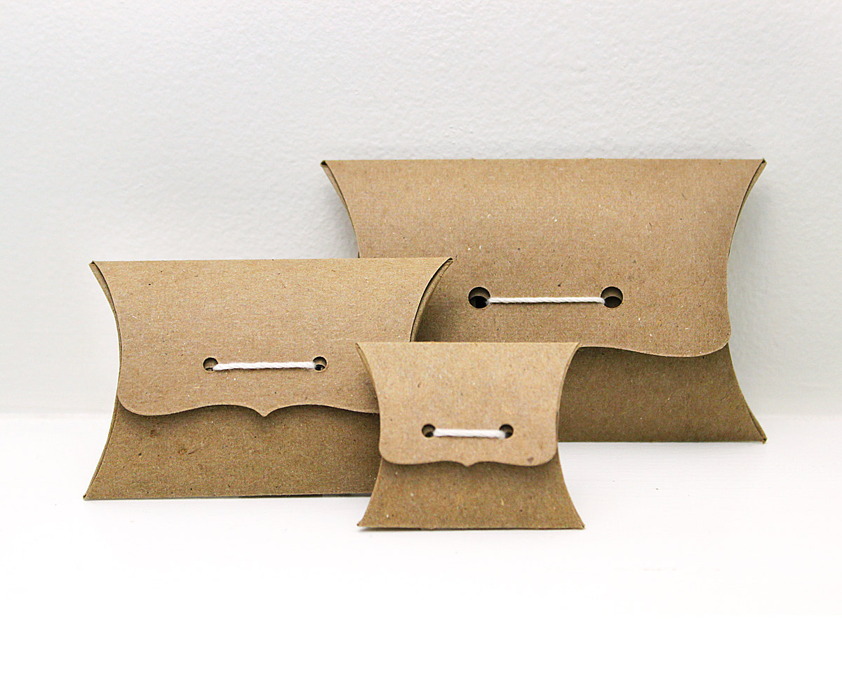Custom Pillow Boxes USA
